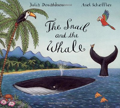 Favorite Children's Books: Julia Donaldson
