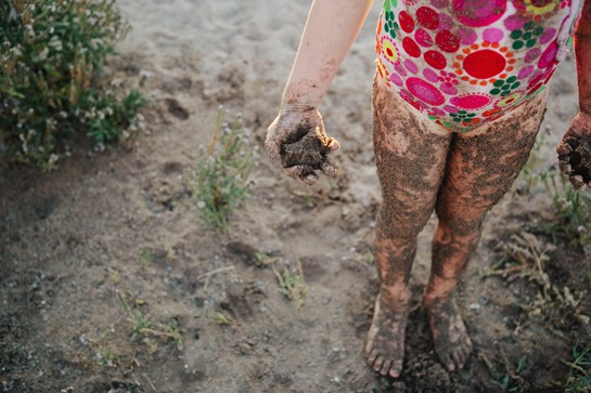 Muddy Muddy Mud!