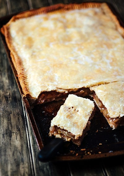 Apple Slab Pie: Dessert for a Holiday Crowd