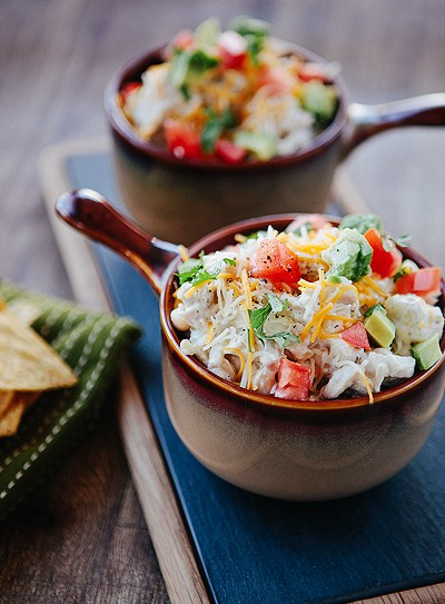 White Turkey Chili: 30 Minute Dinner