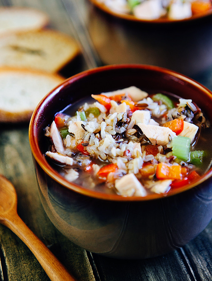 Chicken Soup with Rice: A Recipe for Comfort and Food