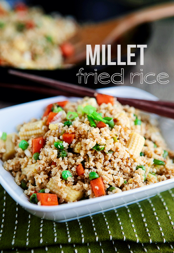 Millet Fried Rice
