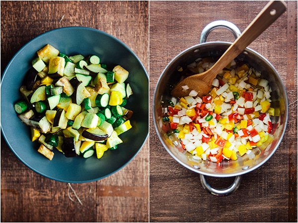 Summer Vegetable Chili
