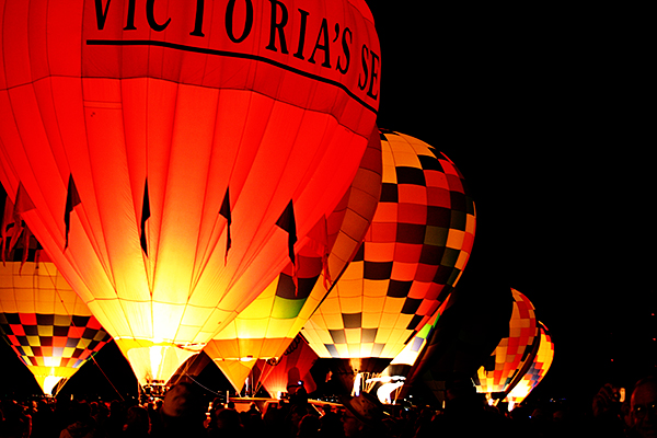 Albuquerque Balloon Fiesta | Some the Wiser
