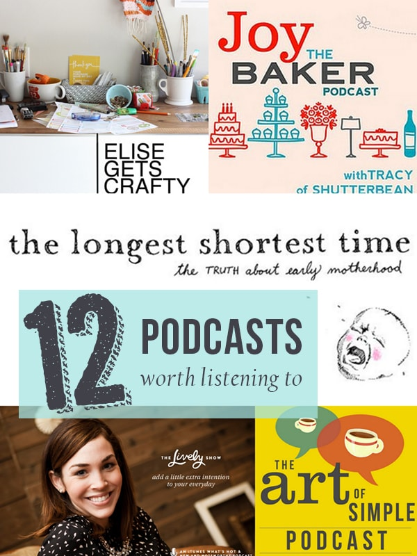 12 Best Podcasts