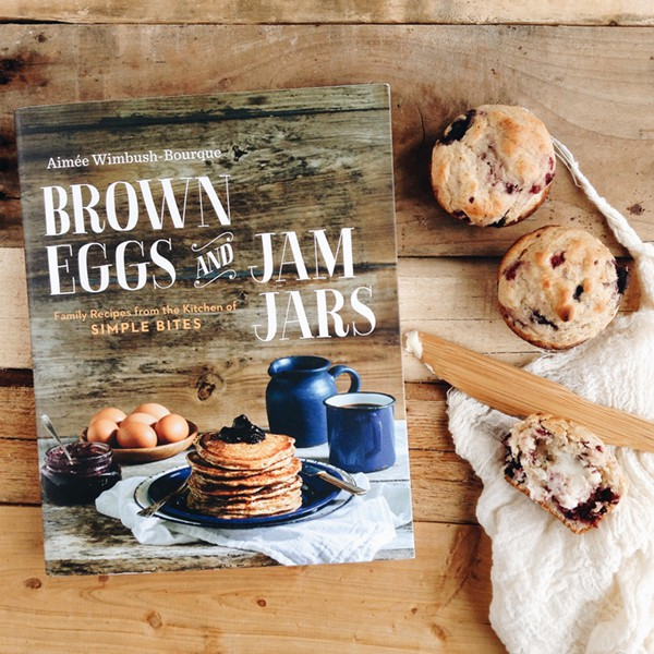 Brown Eggs and Jam Jars: A Book Review and Maple Taffy Adventure