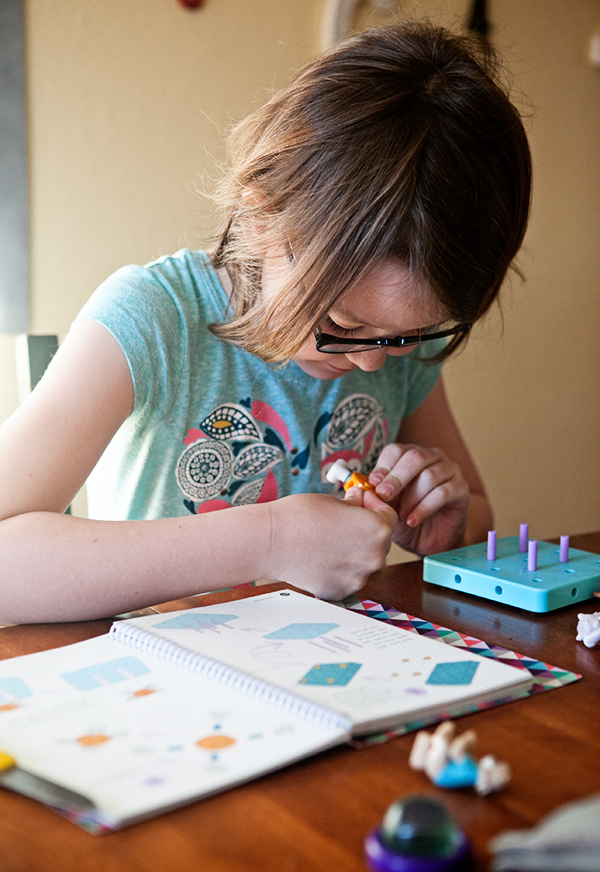 GoldieBlox : On Making Mistakes and a Giveaway!