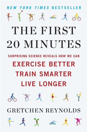 Everyone should read this! Gretchen Reynolds' book, The First 20 Minutes, with all the latest exercise science. Absolutely fascinating, even if you don't consider yourself very athletic!