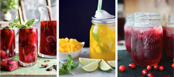 30 Refreshing Non-Alcoholic Drinks for Summer