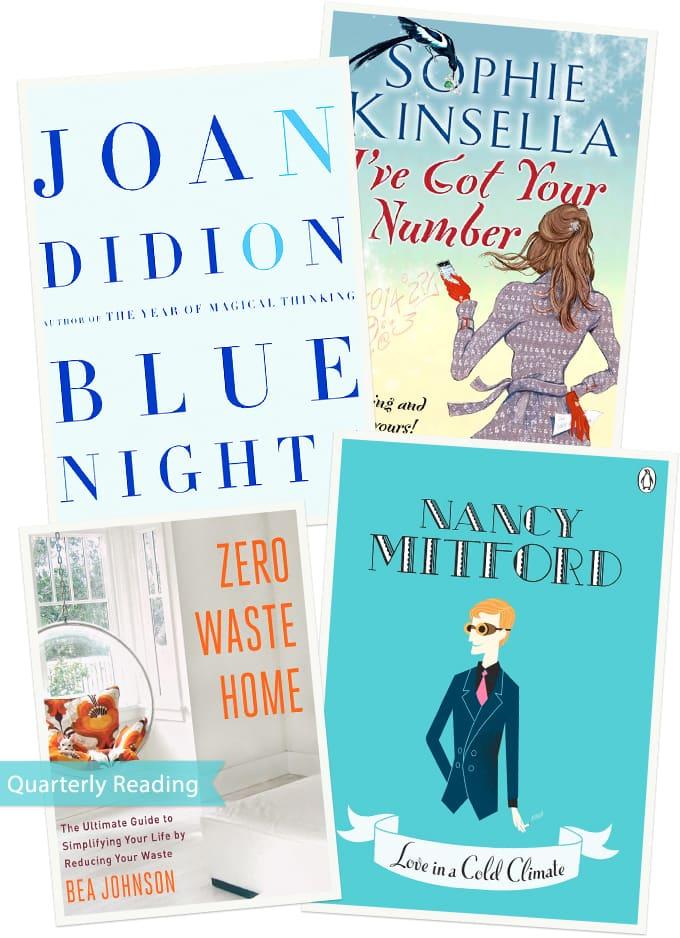 Quarterly Reading: 32 Mini Book Reviews