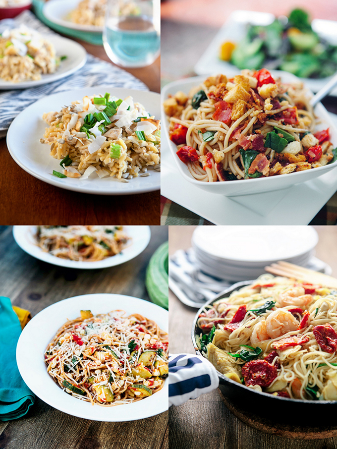 Summer Pasta Recipes