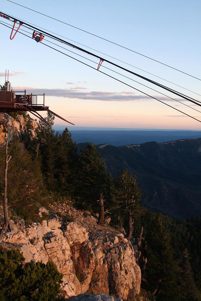 Sandia Peak Tramway | Albuquerque