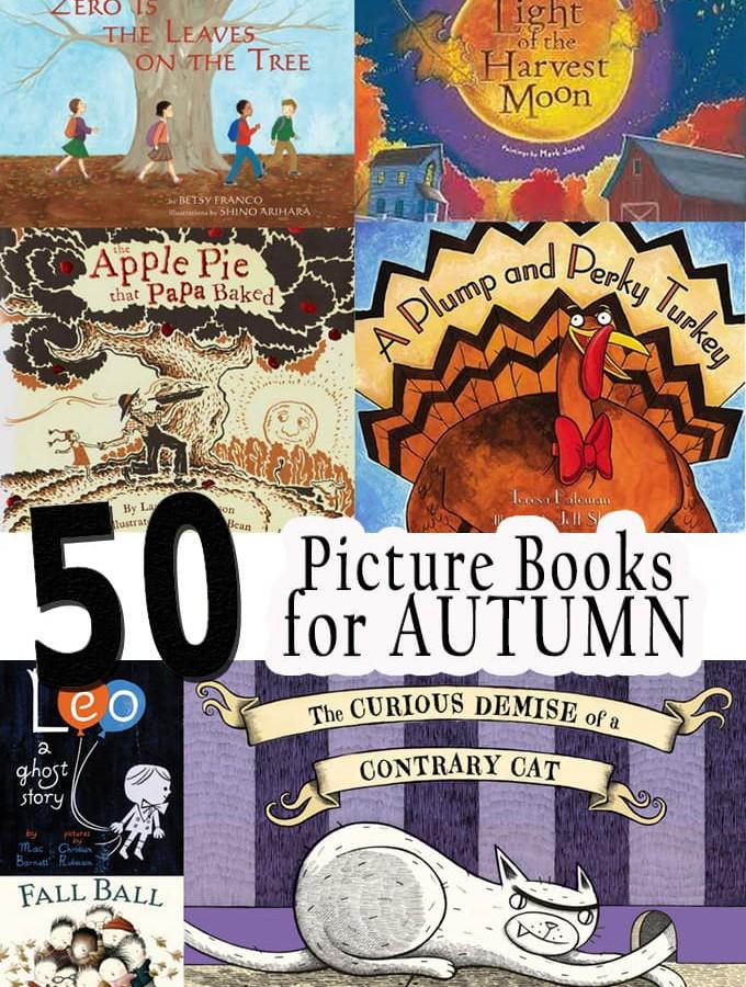50 Autumn Picture Books