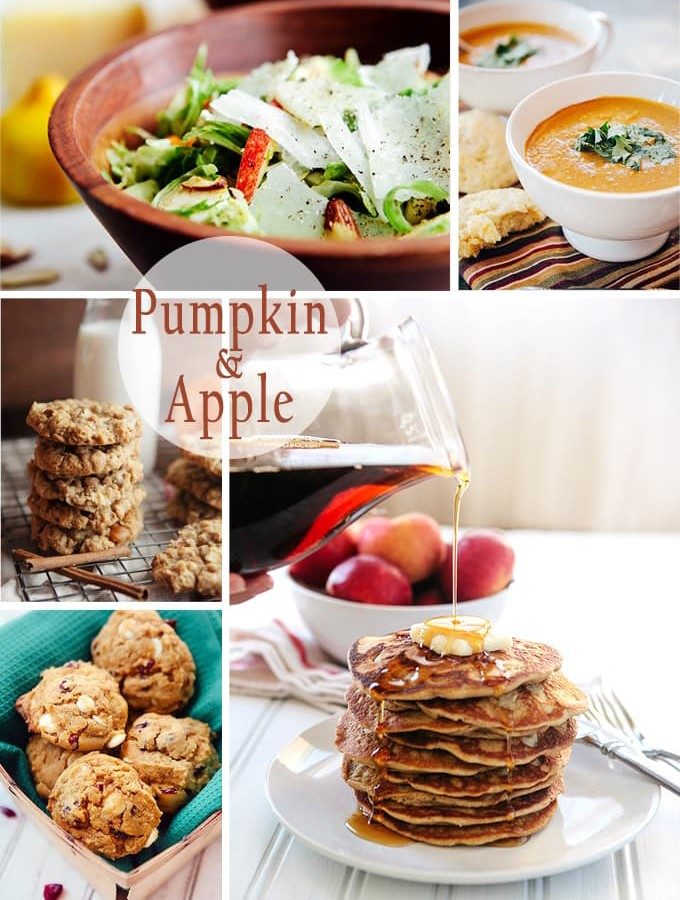 Favorite Pumpkin and Apple Recipes