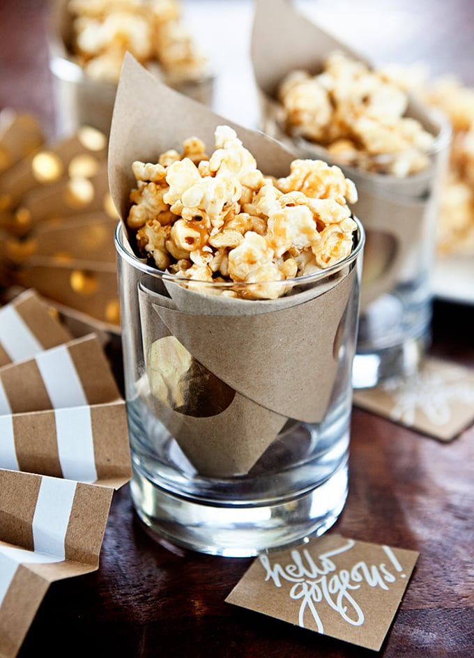 The Best Caramel Corn Recipe