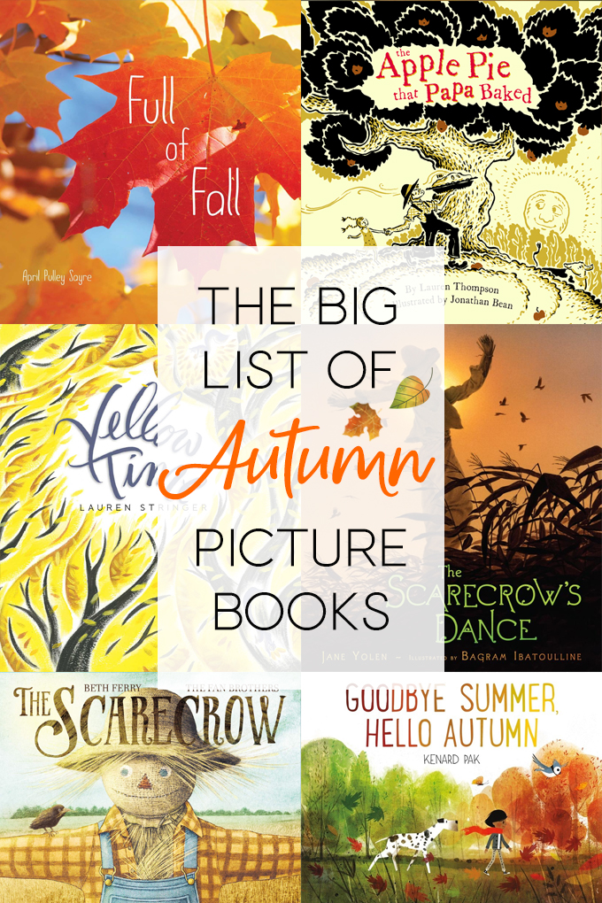 Autumn Picture Books