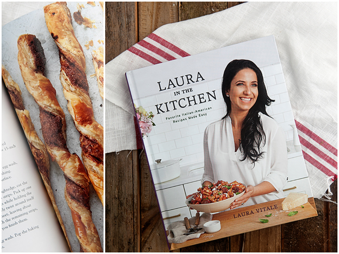 Laura in the Kitchen: Cookbook Review and Giveaway