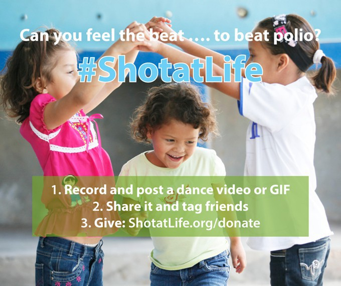 Shot at Life: Giving Tuesday