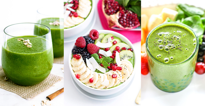 The Great Big Book of Green Smoothies 1