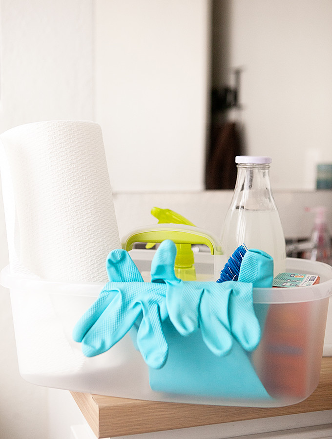 Homemade All Purpose Cleaner: Spring Cleaning Tips for the Bathroom