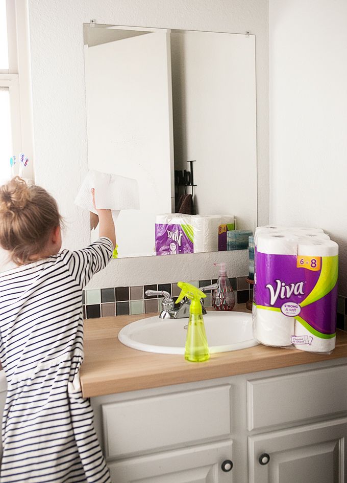 Spring Cleaning with Viva