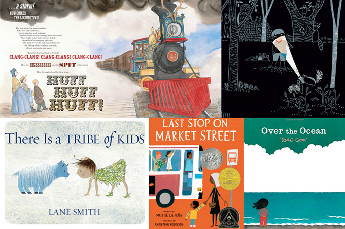 50 picture books for Summer adventures 3