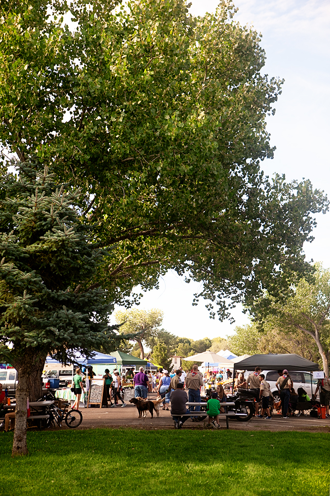 8 Reasons To Go To The Farmer's Market
