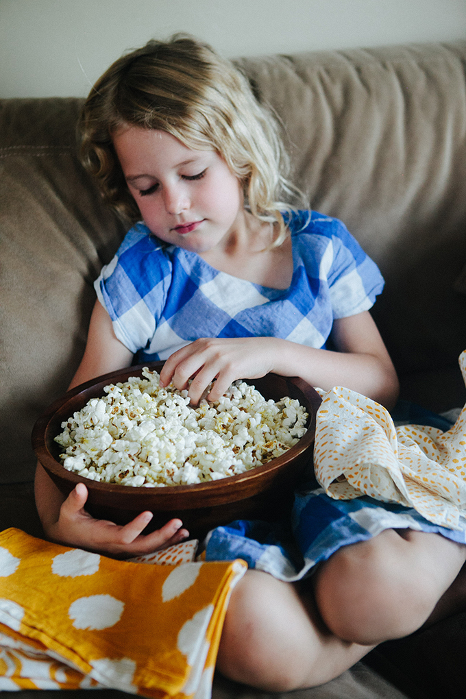 How We Save Money on Family Movie Night