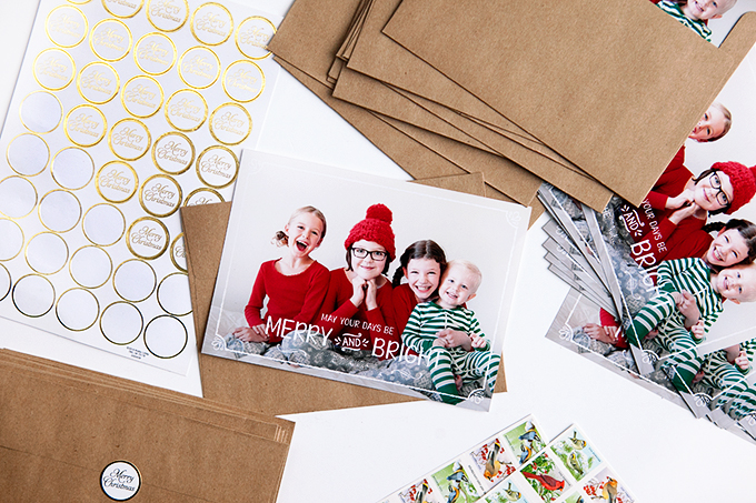 Holiday Card 2016 + Outtakes