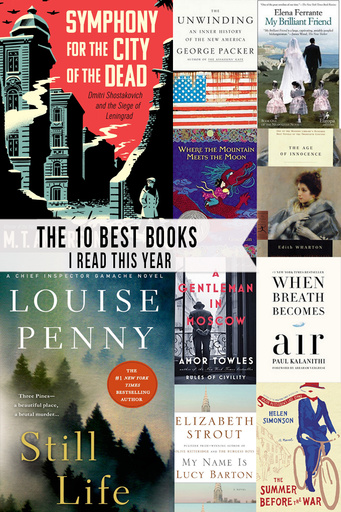 Best Books 2016