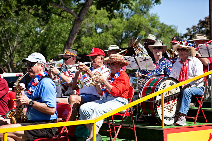 Corrales New Mexico Fourth of July Parade