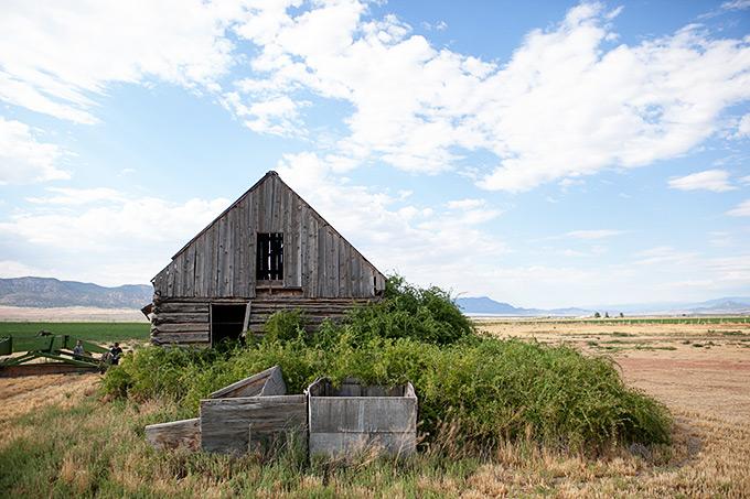 Old House in Southern Utah