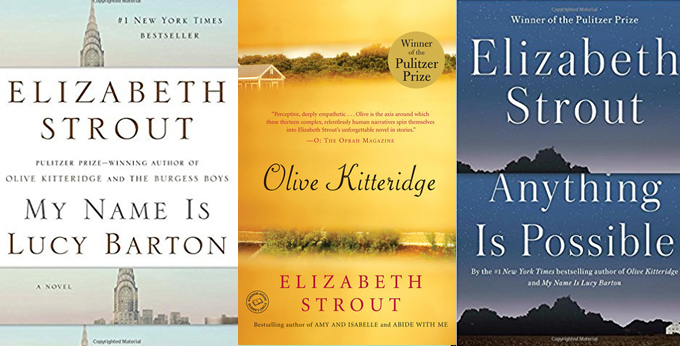 Elizabeth Strout Book Covers