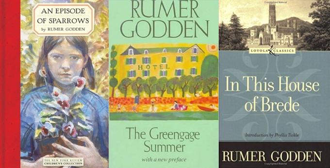 Rumer Godden Book Covers