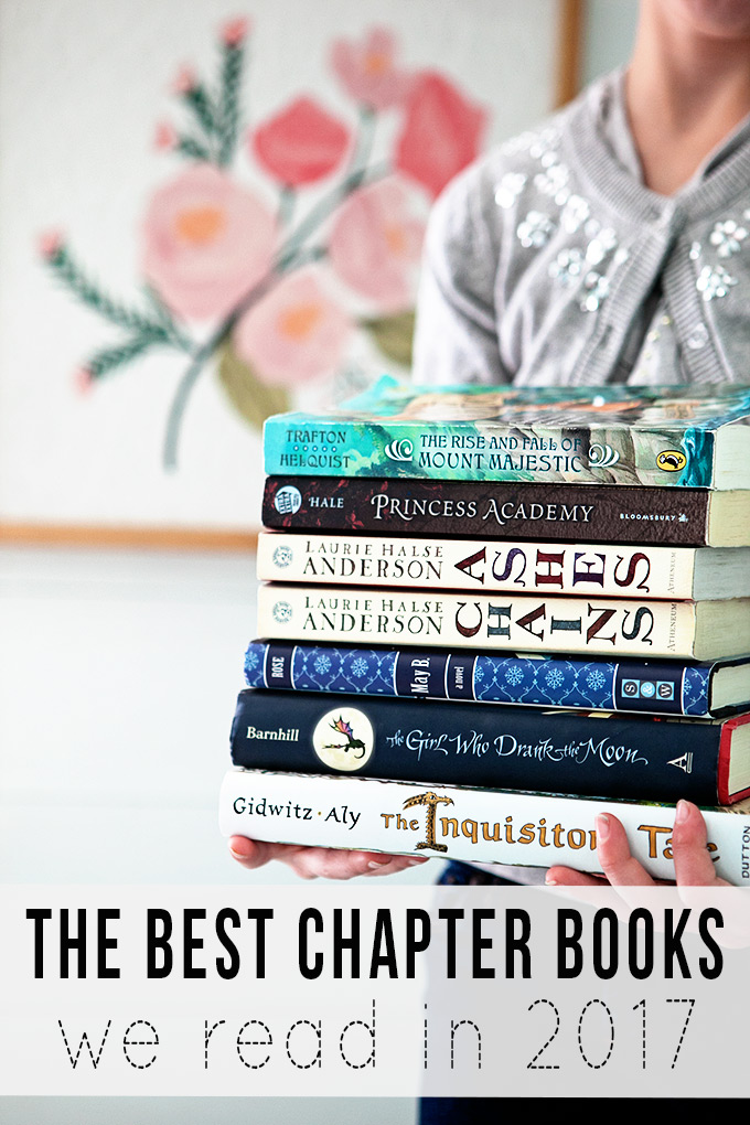 Best-Chapter-Books-We-Read-in-2017