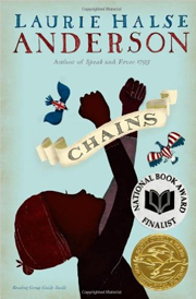 Chains Book Cover
