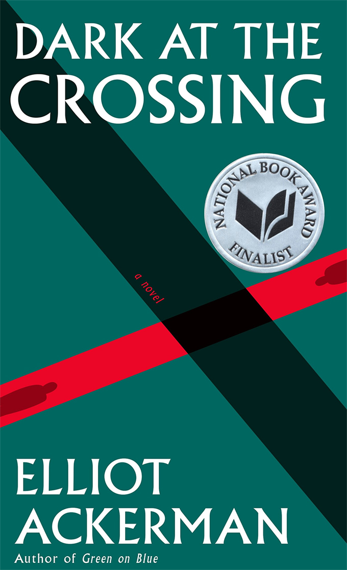 Dark at the Crossing Book Cover
