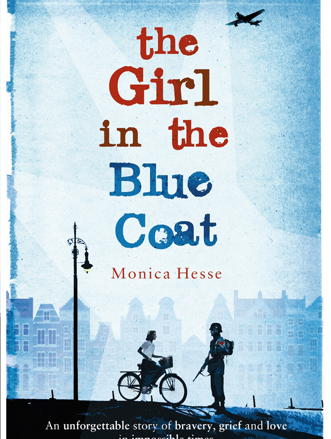 Girl in the Blue Coat by Monica Hesse : Book Review