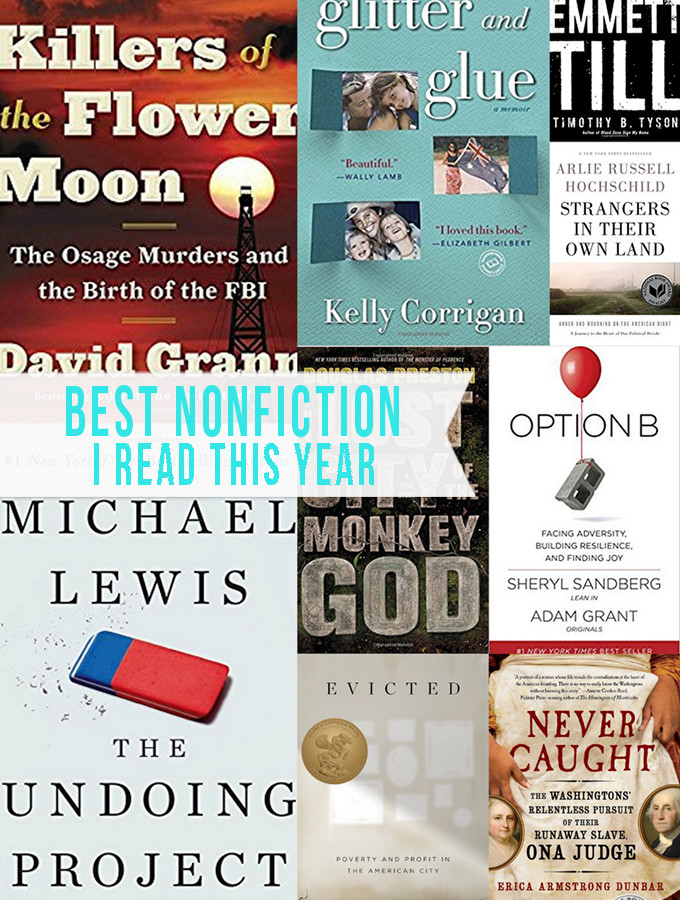 The 10 Best Books I Read in 2017 (Non-Fiction)