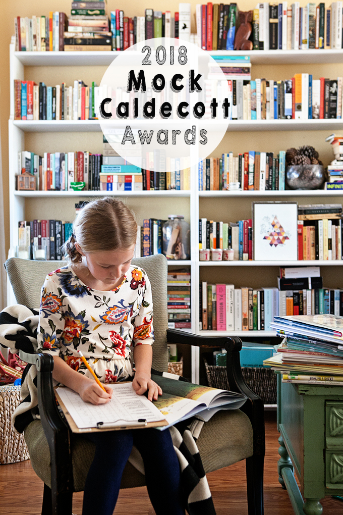 2018 Mock Caldecott Awards