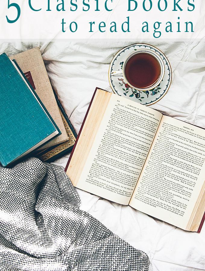5 Classic Books to Read Again