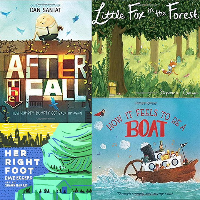 Mock Caldecott Honor Books 2