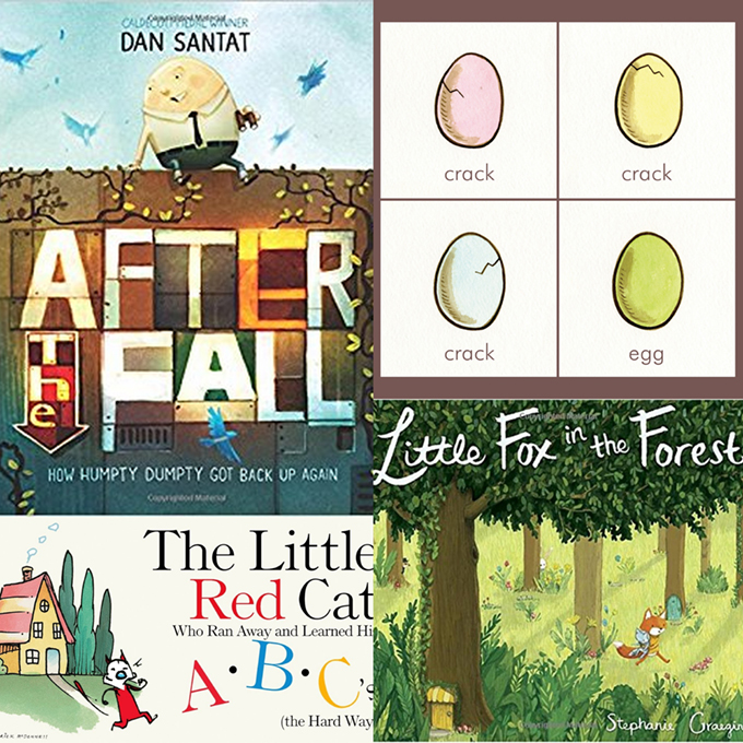 Mock Caldecott Honor Books 3
