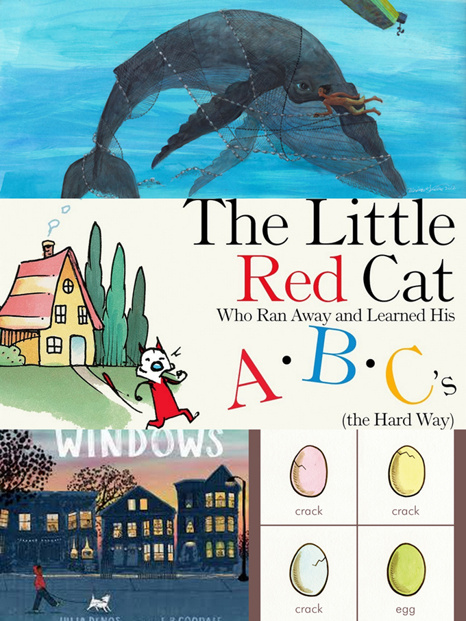 Mock Caldecott Honor Books 4
