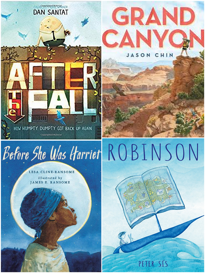 Mock Caldecott Honor Books