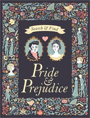 Pride and Prejudice Search and Find