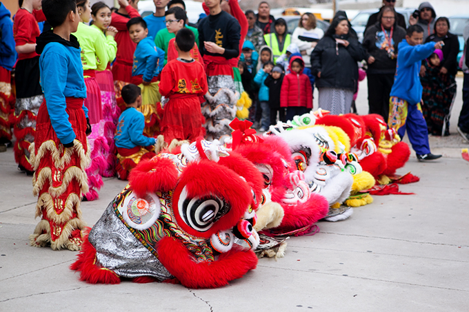 Albuquerque Chinese New Year Festival + Chinese New Year Books
