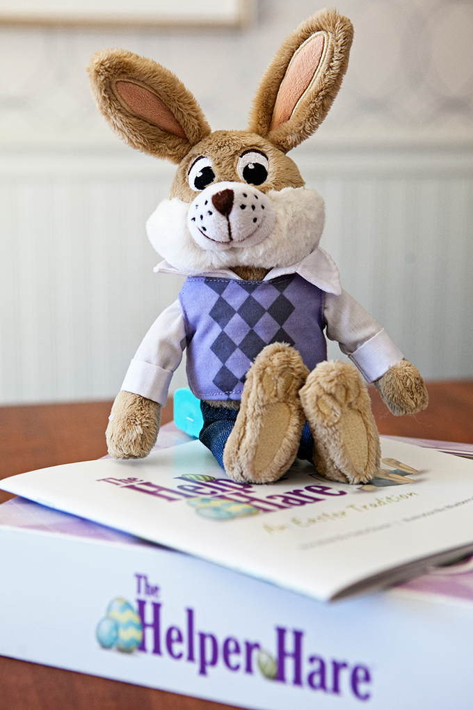 The Helper Hare: An Easter Tradition that is fun and helpful for the whole family!