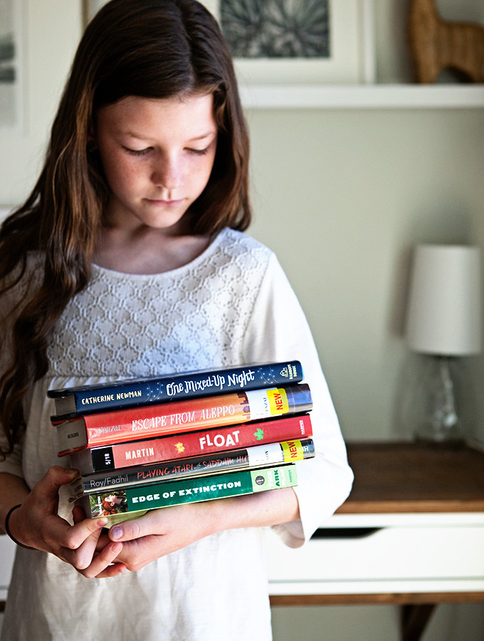 Book Club Ideas for Tweens