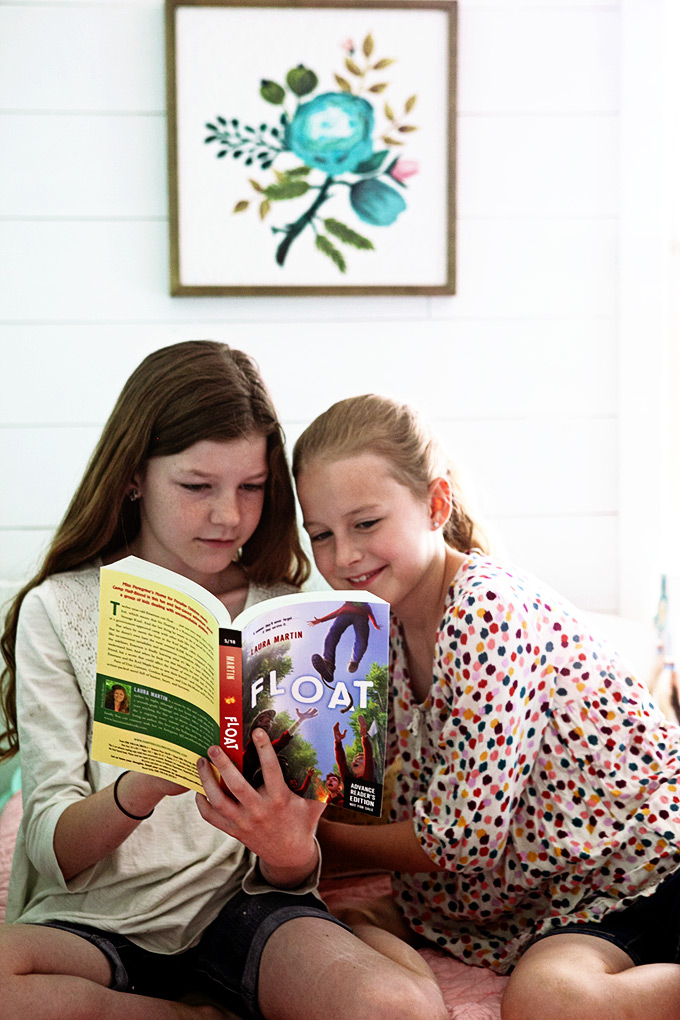 Book Club Ideas for Tweens - kids ages 8-12